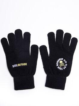 SoulOutside Gloves, Black, large