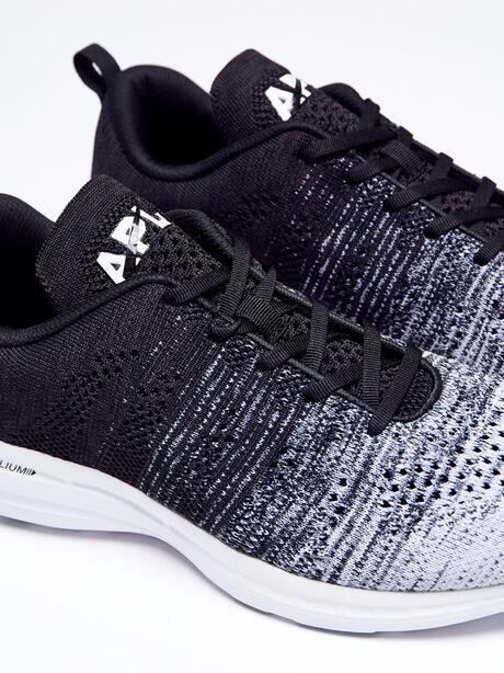 Techloom Pro Men's Sneaker, Black/Heather Grey, large image number 1