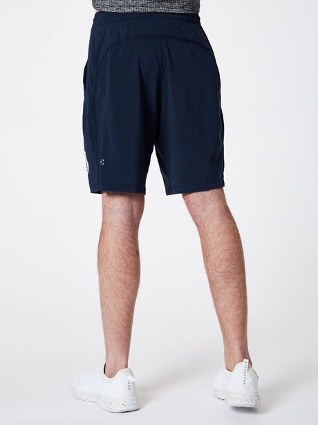 """Pace Breaker Lined Short 9"""" Navy, Nautical Navy, large image number 2"""