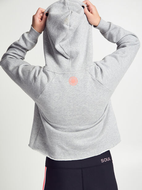 Caliana Sweatshirt, Heather Grey, large image number 2
