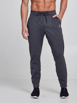 City Sweat Thermo Jogger, Coal, large