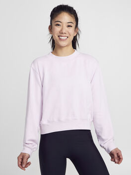Solid Cropped Milan, Pink, large