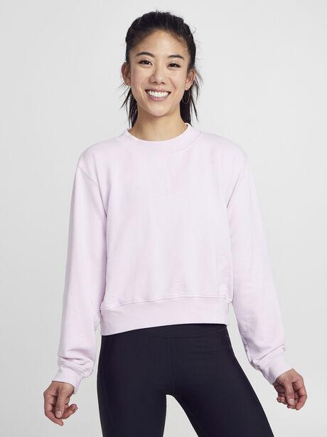Solid Cropped Milan, Pink, large image number 0
