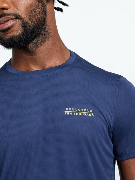Distance Shirt, Navy, large image number 1