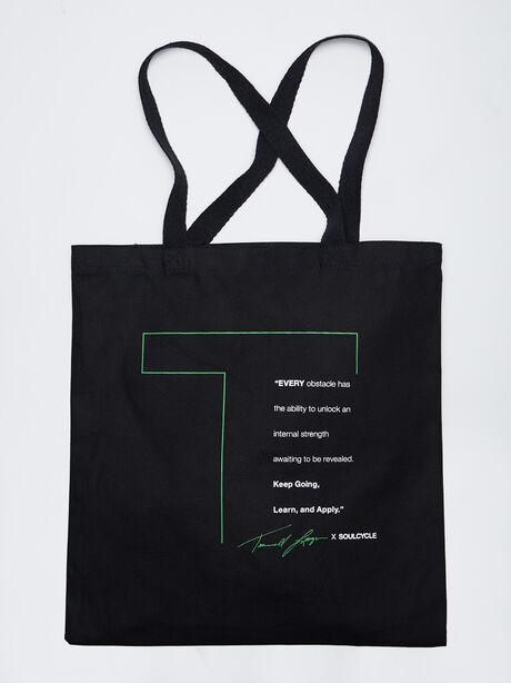 TRAMMELL Tote Bag, Black, large image number 0