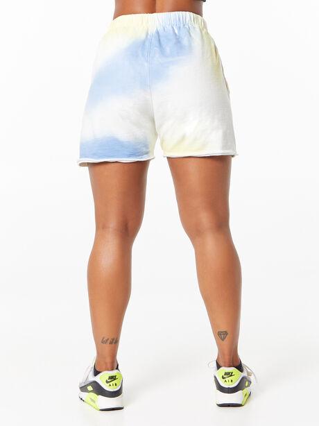 Zee Sweatshort Airbrush, Blue Tied, large image number 3