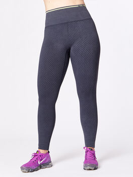 Mineral Wash Miles and Miles Legging, Black, large