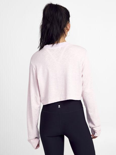 Long Sleeve Tokyo Shirt, Pink, large image number 1