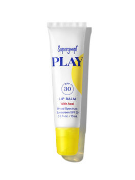 Play Lip Balm SPF 30 With Acai, Clear, large