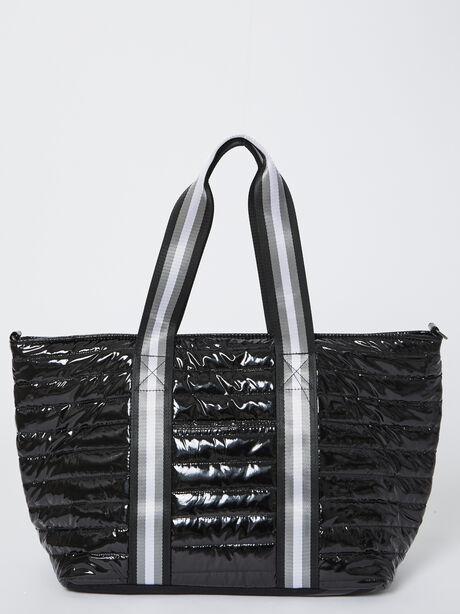 Wingman Bag-Black Patent, Black Patent, large image number 0