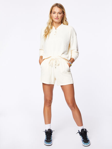 Terry Henley Short Cream, Off White, large image number 0