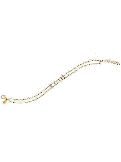 Diamond Bracelet with Soul Exc, Gold, large image number 0
