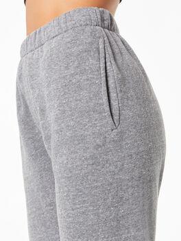 Billie Sweatpant Grey, Grey, large