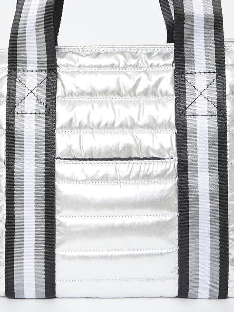 Junior Wingman Bag-Silver Foil, Silver, large image number 1