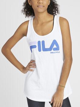 FILA TANK, White, large