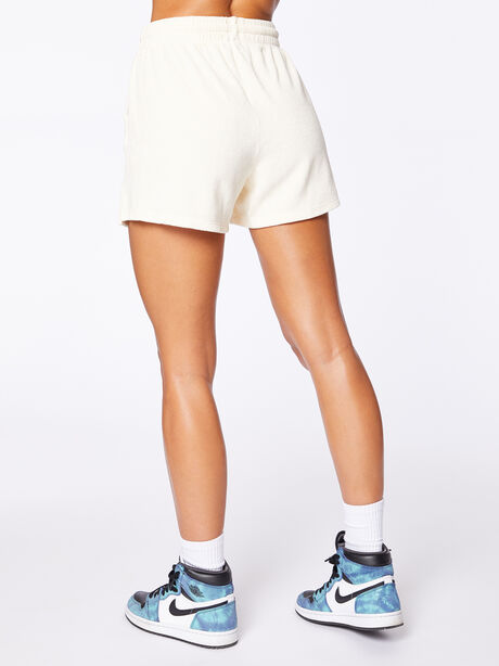 Terry Henley Short Cream, Off White, large image number 3