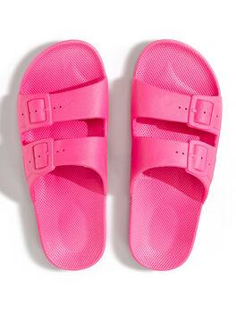 MOSES TWO BAND SLIDE BAZOOKA, Hot Pink, large