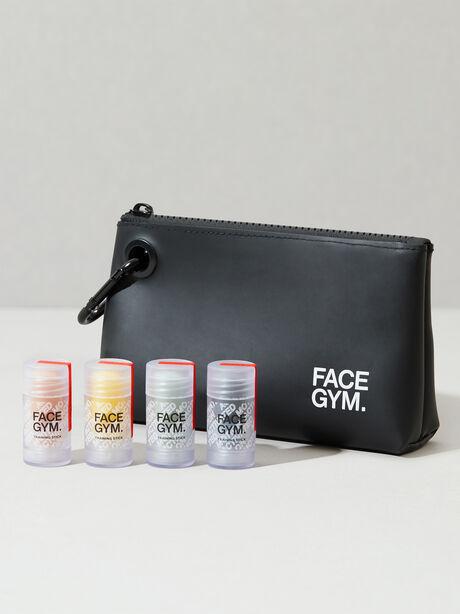 Facegym Training Stick Minis Kit, Black, large image number 0