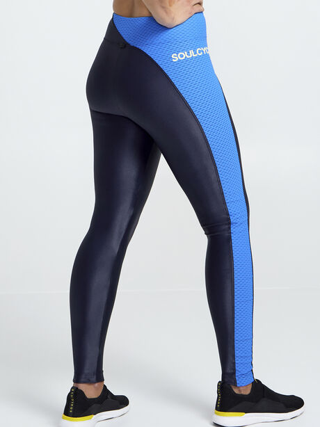 Chase High-Rise Infinity Leggings, Navy, large image number 2