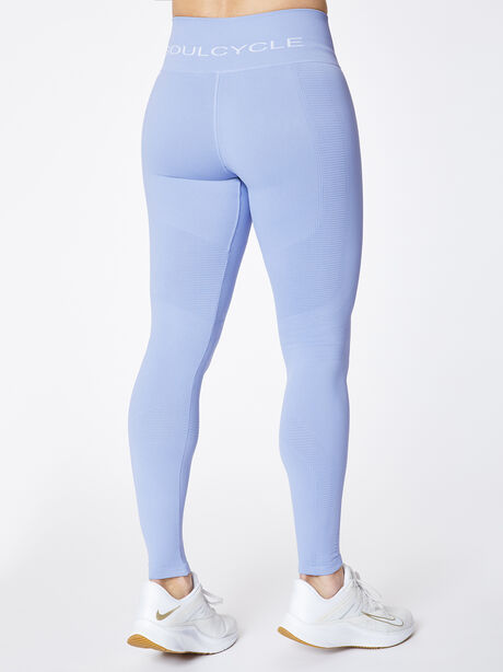 One By One High-Rise Legging Periwinkle, Periwinkle, large image number 2