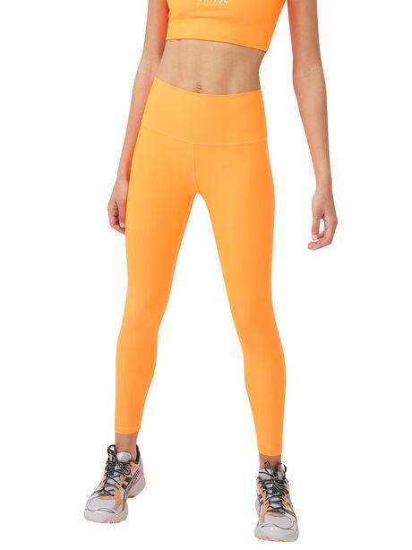 Grand Stand Legging Shocking Orange, Orange, large image number 3