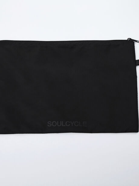 Reusable Sweat Bag, Black, large image number 1