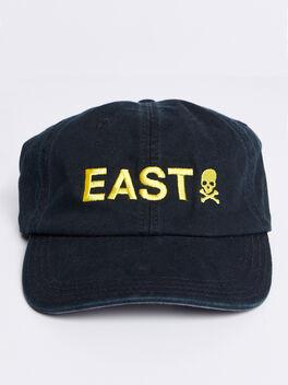 EAST Hat, Black, large