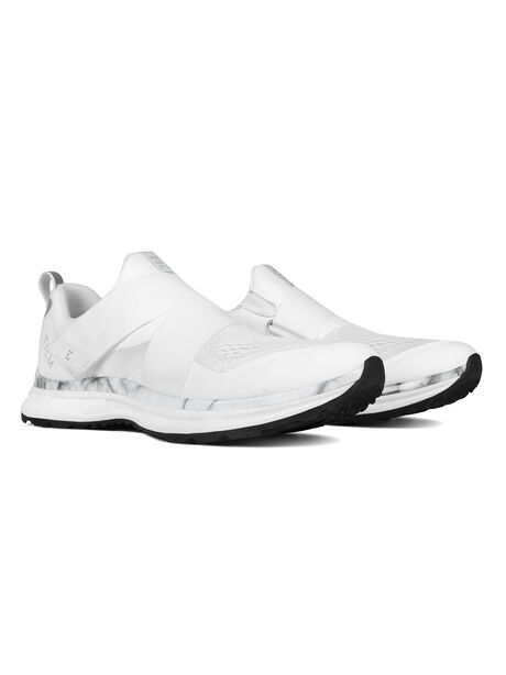 Slipstream Women's Cycling Shoe, White, large image number 3