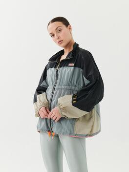 Set Match Jacket Multicolor, Grey/Black, large