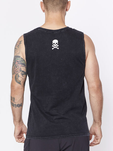 All Souls Call Letter Tank, , large image number 1