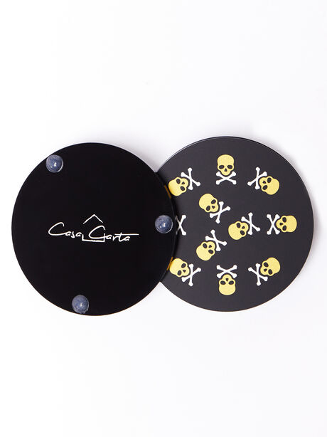 Exclusive Coasters, Black/Yellow, large image number 1