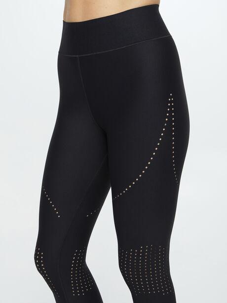 Ultra High-Rise Stylist Pixelate Legging Black, Black, large image number 2