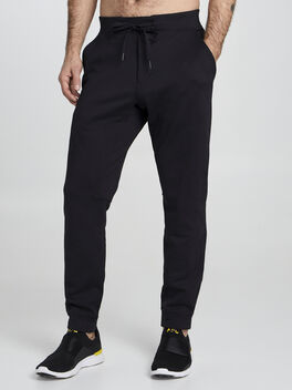 City Sweat Jogger Thermo, Coal, large