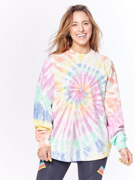 Pride Tie-Dye Spirit Jersey Hamptons, Multi Color, large image number 1