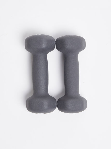 2 lb Weight Set, Grey, large image number 1