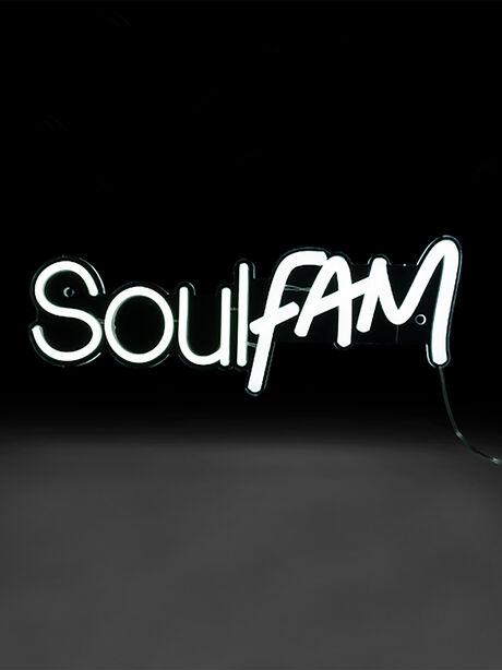 SoulFAM Neon Light, , large image number 0
