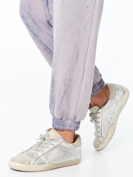 Oversized Brooklyn Sweatpant Navy Mix, Navy, large image number 2