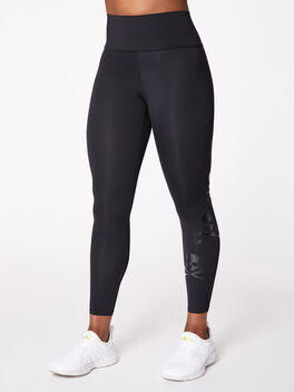 High-Rise Milestone Legging Black, Black, large