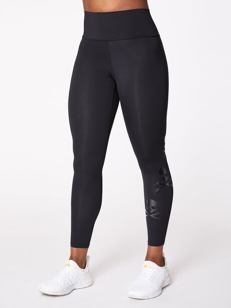 High-Rise Milestone Legging Black, Black, large image number 0