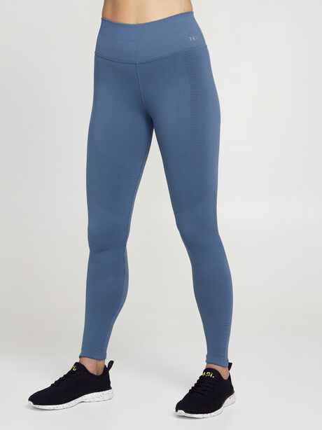 Steely Skies One By One Leggings, Blue, large image number 0