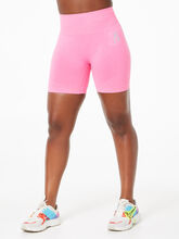 Safiyah Seamless Short Pink, Pink, large