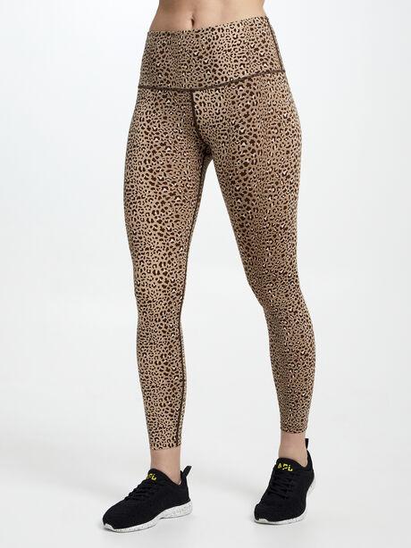 Estrella Legging Saharan Cheetah, Leopard, large image number 0