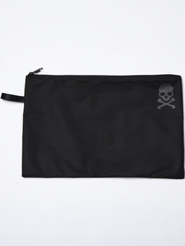 Reusable Sweat Bag, Black, large