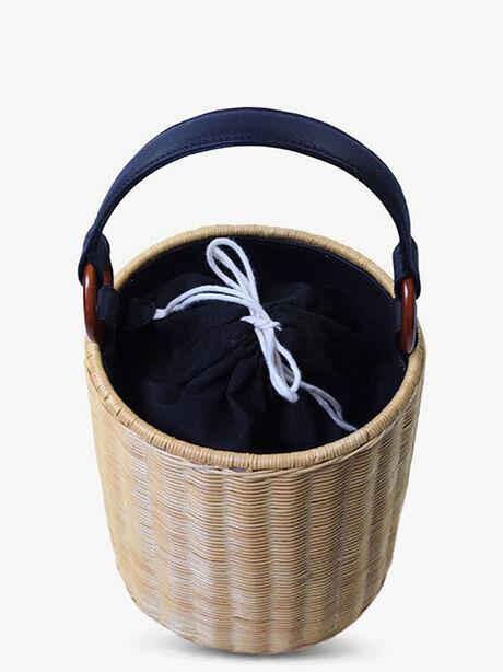 Reta Bag, Black, large image number 1