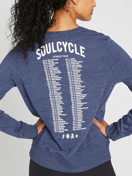 Studio Tour Sweatshirt, Blue, large image number 1