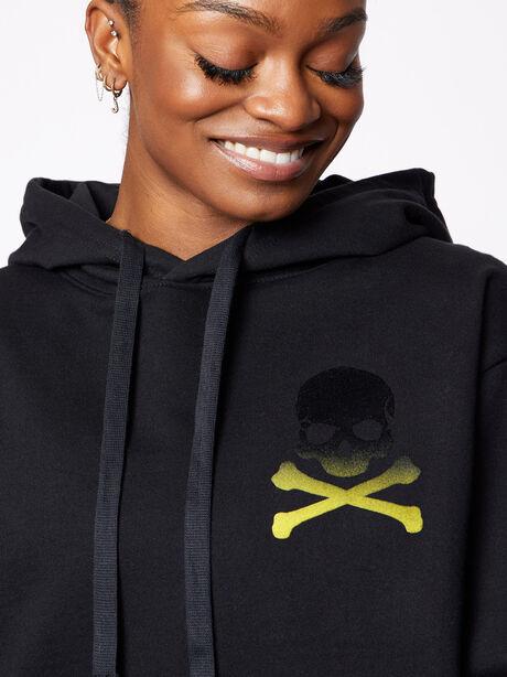 LA Kingsley Hoodie Black, Black, large image number 2