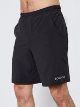 "Pace Breaker Short 9"" Lined, Black, large"