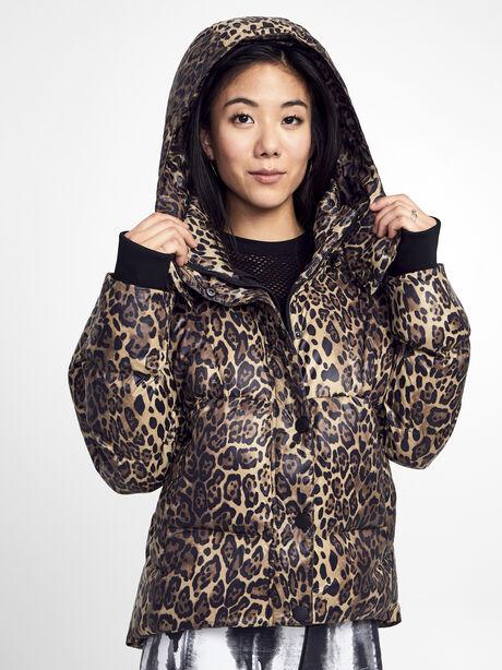 Highland Jacket, Leopard, large image number 2