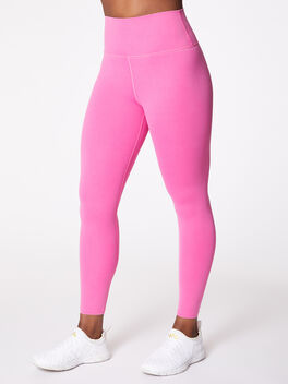 Mineral Wash High-Rise Milestone Legging Carmine Rose, Pink, large