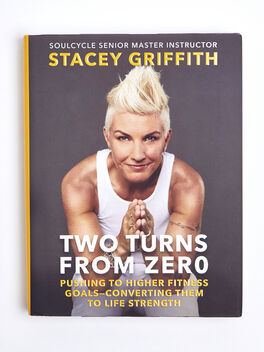 Two Turns from Zero: Pushing to Higher Fitness Goals--Converting Them to Life Strength, Black, large